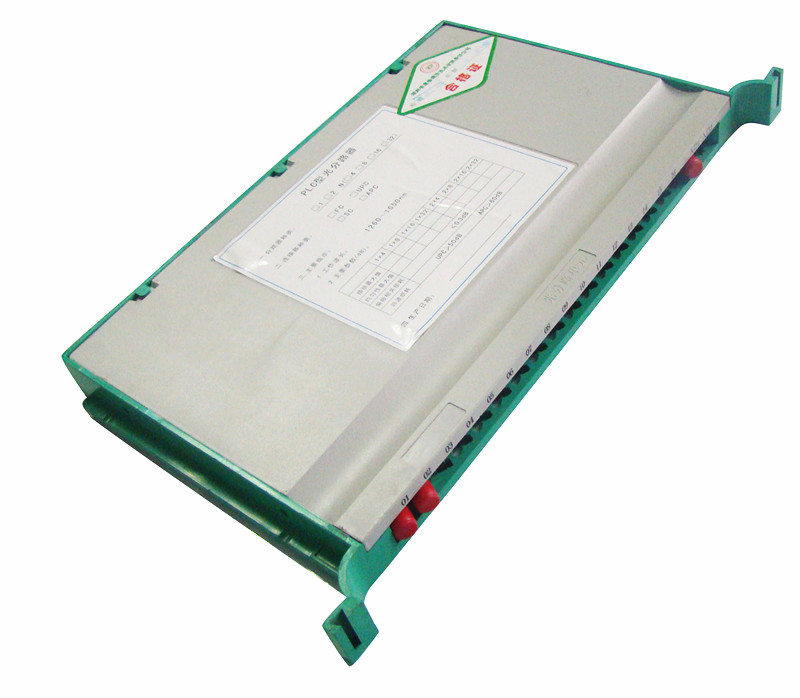 T-102FU     1X2 FC/PC tray type plc splitter