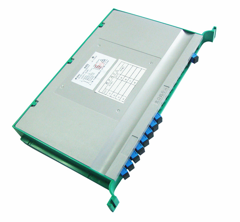 T-108SU   1X8 SC/PC PLC SPLITTER