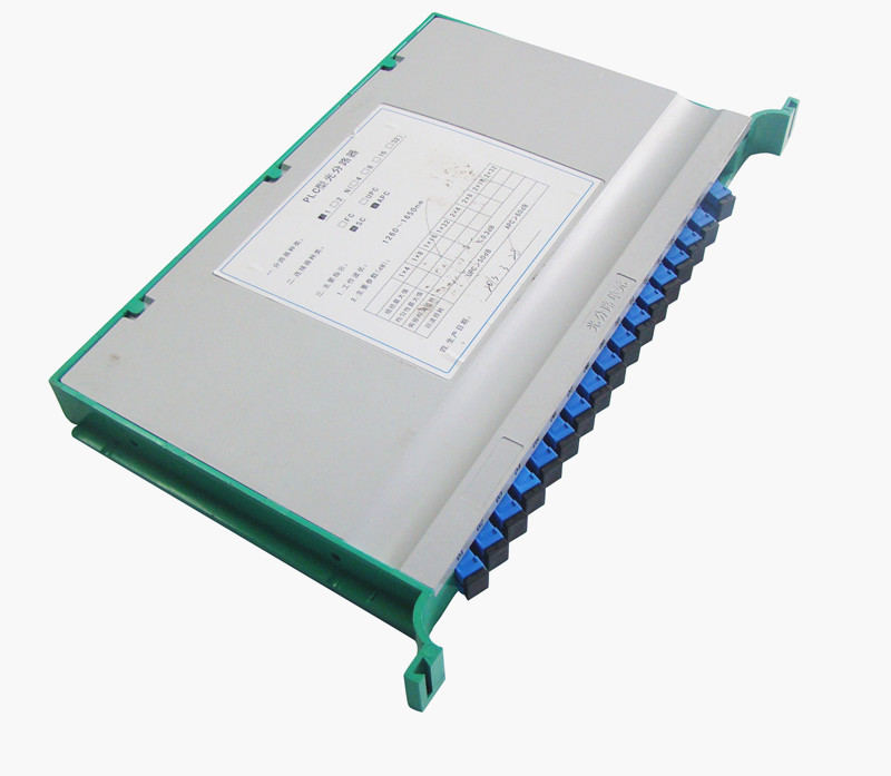 T-1016SU   1x16 SC/PC PLC splitter
