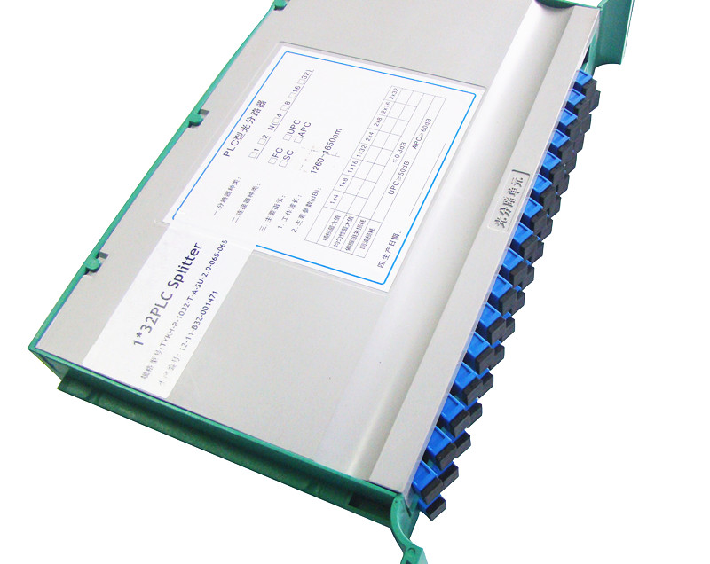 T-1032SU  1X32 SC/PC PLC SPLITTER