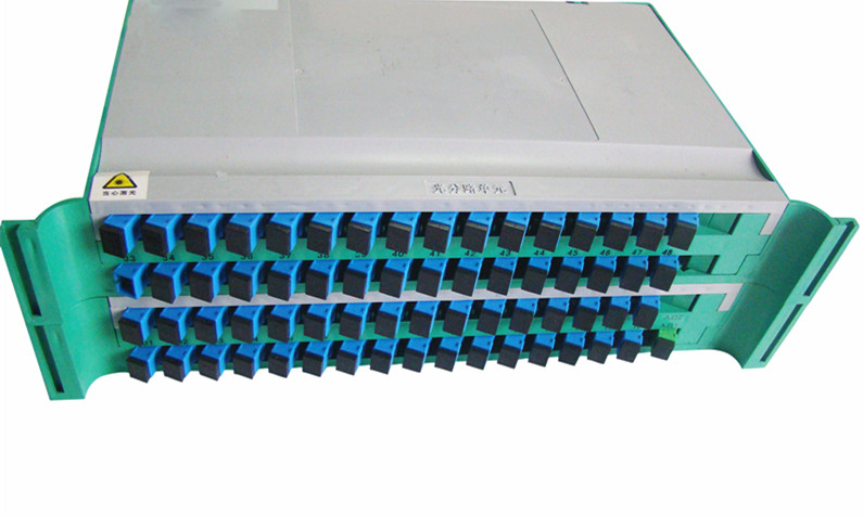 T-1064SU  1x64 SC/PC plc splitterr