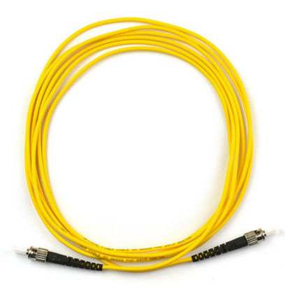 ST connector   fiber optic patch cord