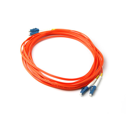 LC/upc     multimode patch cord