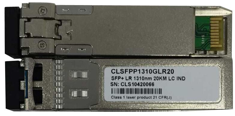 SFP+ 20km, 1310nm, LC connector