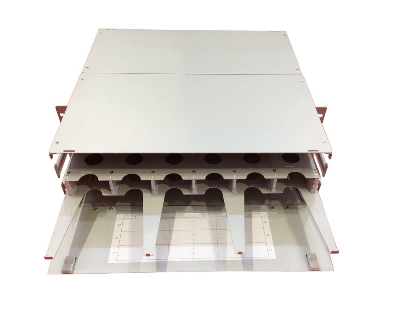 432 core mpo patch panel