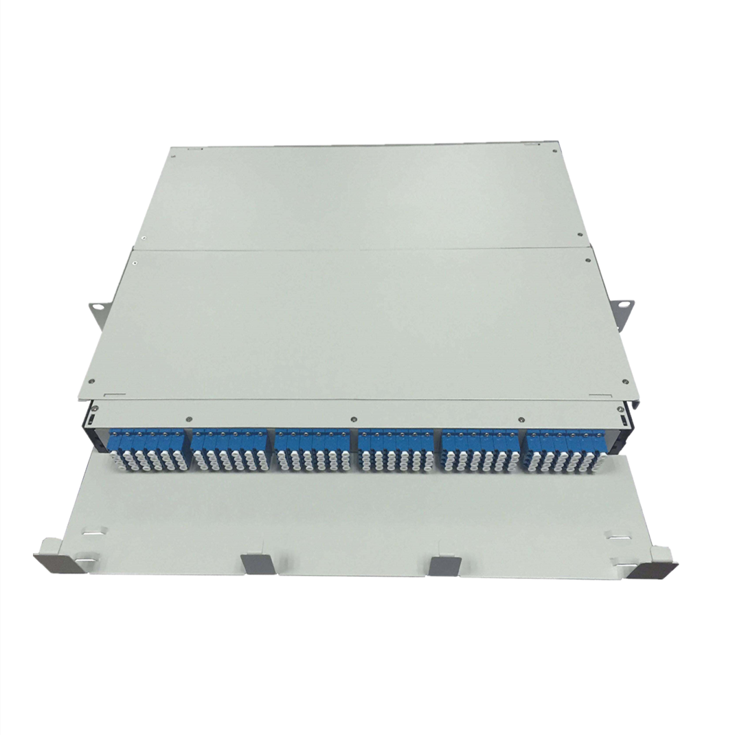 144 core mpo patch panel